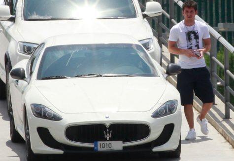 Maserati Granturismo MC Stradale Leo Messi