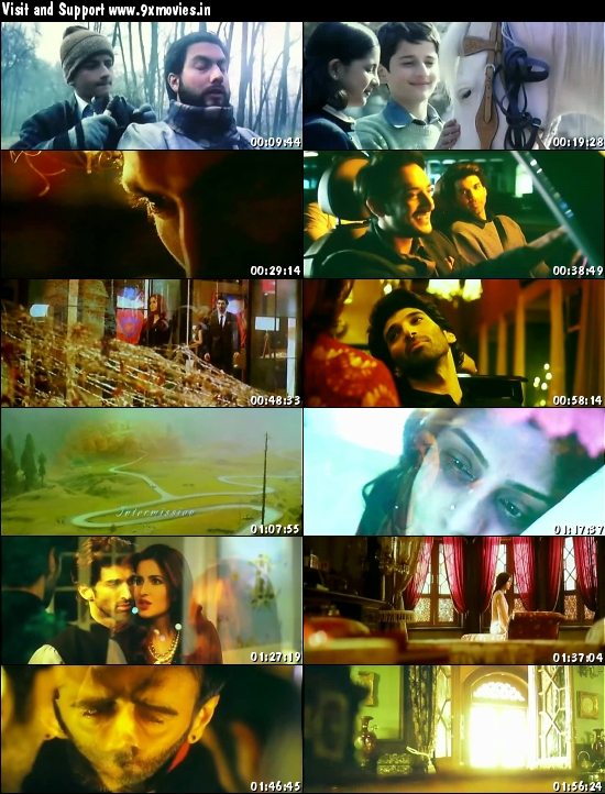 Fitoor 2016 Hindi DVDScr XviD 700MB