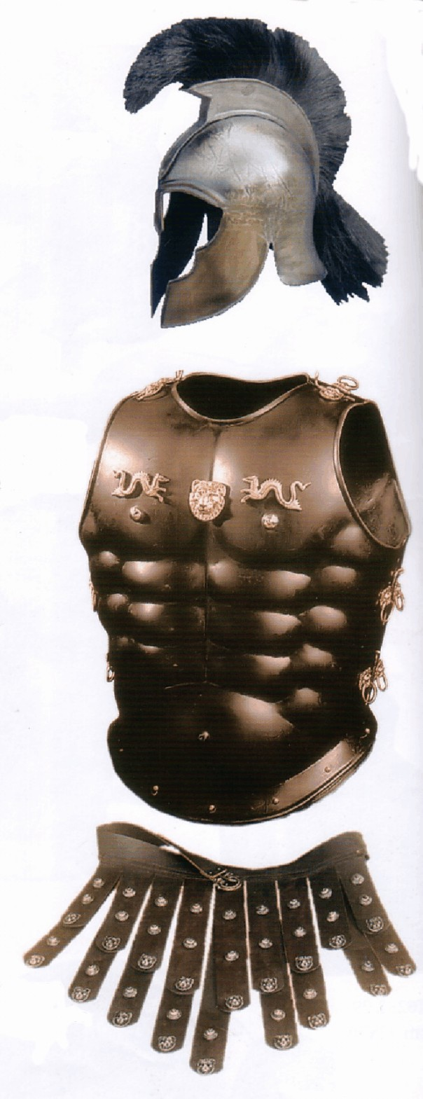 Elite Body Armor In The Evolution Of Archaic States