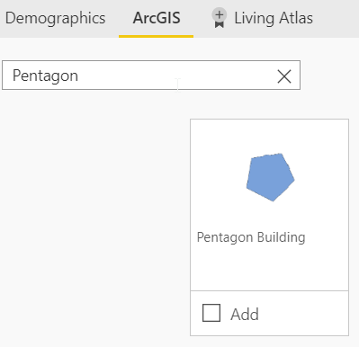 Can I add a custom reference layer to ArcGIS and use it in