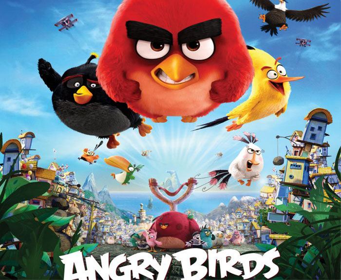 Angry Birds Film Streaming