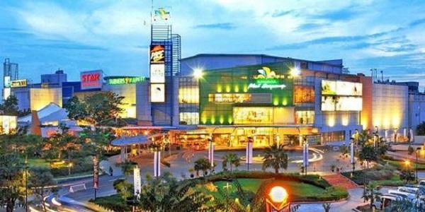 Naik Kereta KRL ke Summarecon Mall Serpong