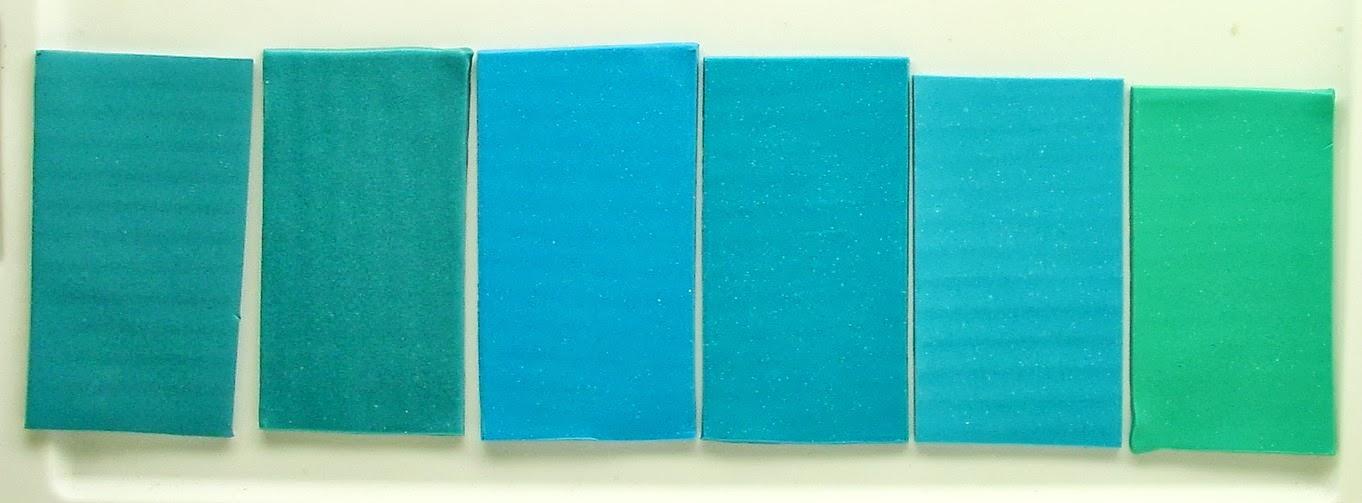Polymer Clay Bytes! - Tina Holden's Beadcomber: Shades of ...