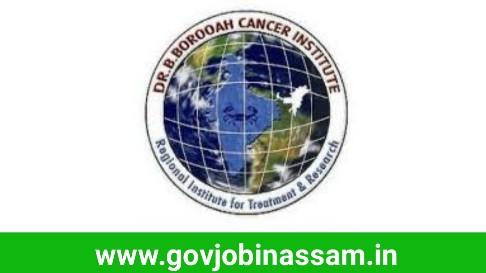 B Borooah Cancer Institute Recruitment 2018