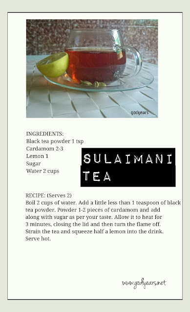 Sulaimani tea Kerala