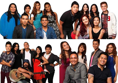 The Voice Philippines Top 24 artists Live Shows