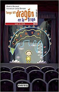 cuentos libros infantiles superar vencer timidez tengo un dragón en la tripa