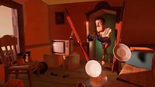 تحميل لعبة hello neighbor من ميديا فاير للاندرويد