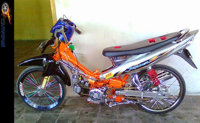 harga motor jupiter z 2008