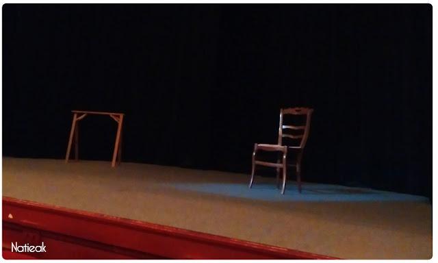 pièce Le Horla au Théâtre Michel