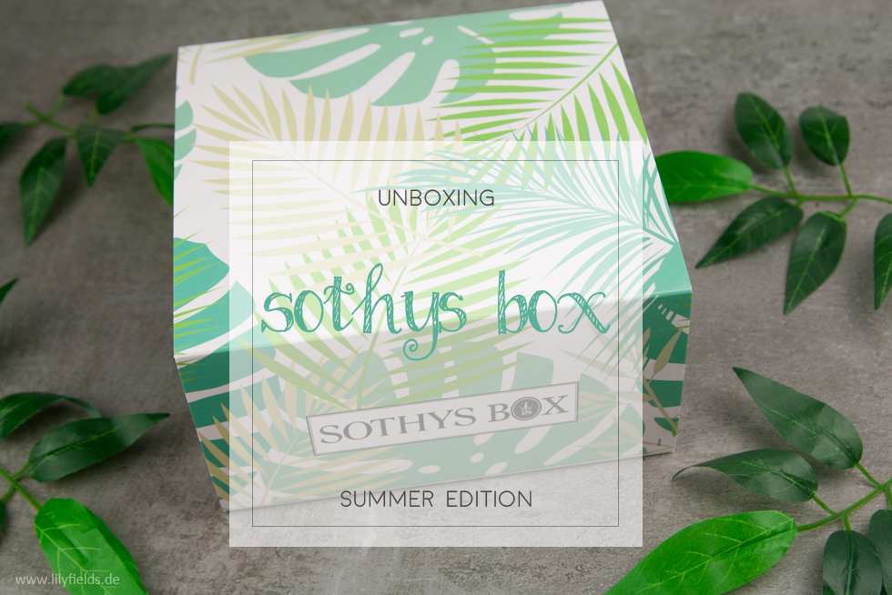 SOTHYS Box - Summer Edition