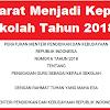 Permendikbud Nomor 6 tahun 2018