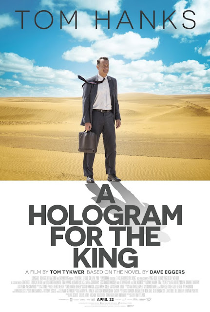 A Hologram for the King (2016) Movie Reviews