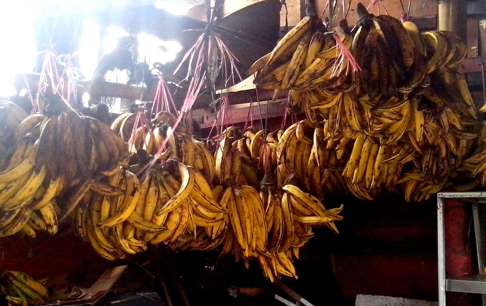 Horn Banana Fritters A K A Pisang Tanduk Goreng Ha Ha Ha