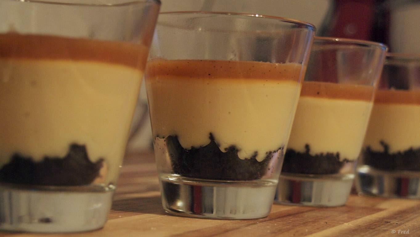 frelikat kaffee pudding mit karamell. Black Bedroom Furniture Sets. Home Design Ideas