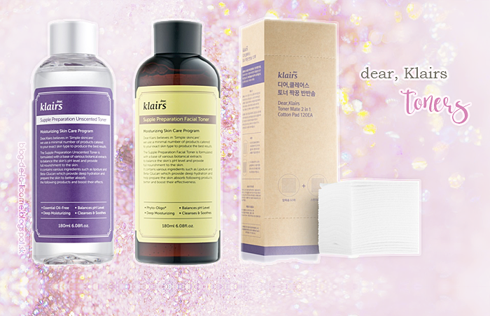 Dear Klairs Supple Preparation Toner Notino