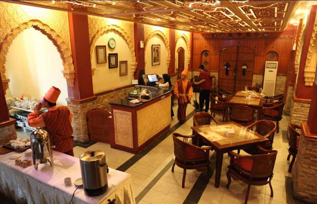 Abunawas Restaurant Kemang
