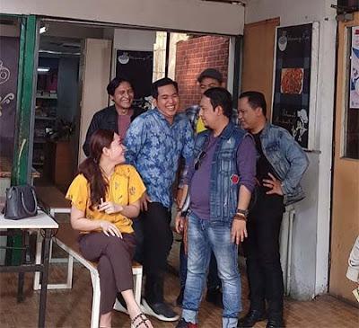 Valendza Wijaya dan Pemain Amanah Wali 4 Baru