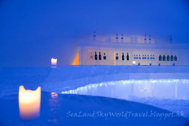 羅凡尼米, Rovaniemi, Arctic Snow Hotel, ice bar