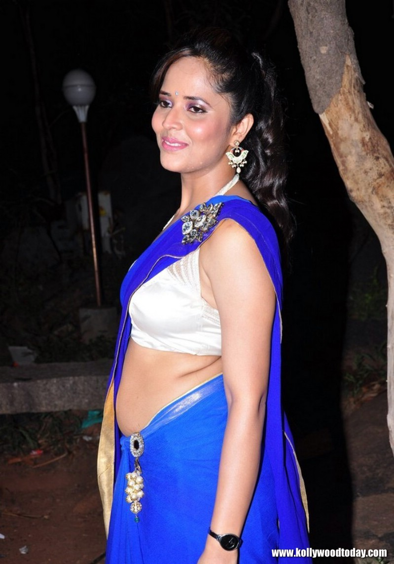 Trailers & Funny Videos: Anchor Anasuya Hot Images