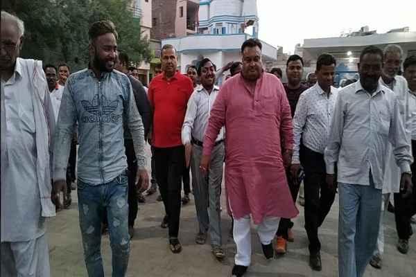 lakhan-kumar-singla-meet-public-for-historical-parivartan-rally-faridabad
