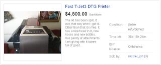 Harga Printer T-Jet3