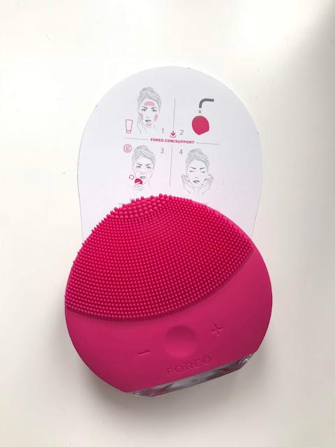 luna mini 2 pink, Anwendung