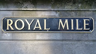 Dark Tourism Spotlight: Edinburgh: Royal Mile