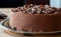 Κέικ σοκολάτας με άρωμα εσπρέσσο - by https://syntages-faghtwn.blogspot.gr