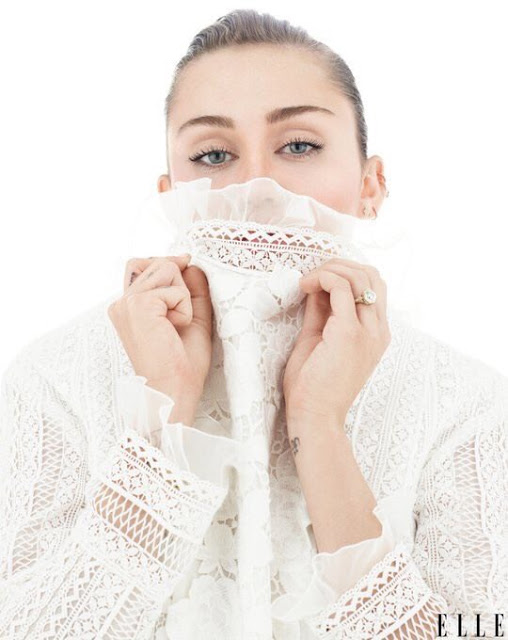 Miley Cyrus explica el porque no volverá a una alfombra roja.