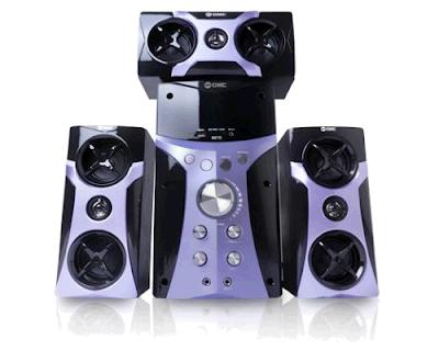 Harga Speaker Aktif Bluetooth GMC