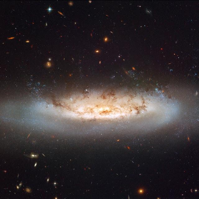 The NGC 4522 Galaxy