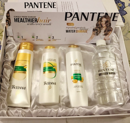 Pantene Pro-V Press Release and What I Wore :)