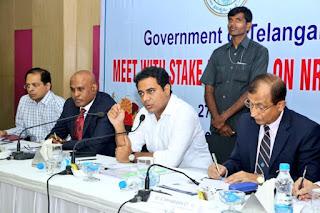 Telangana NRI Policy Highlights