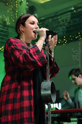 Ewa Farna zagrała koncert w Legnicy - Galeria Piastów, 10.01.2016
