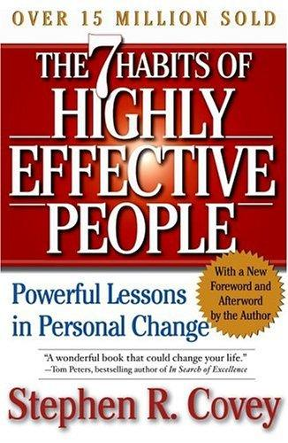 The 7 Habit of Highly Effective People Oleh Stephen Covey