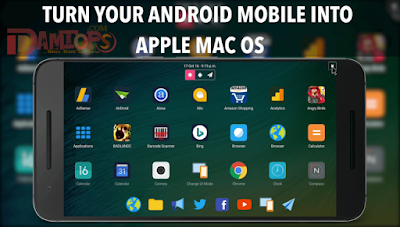 Use desktop on Android