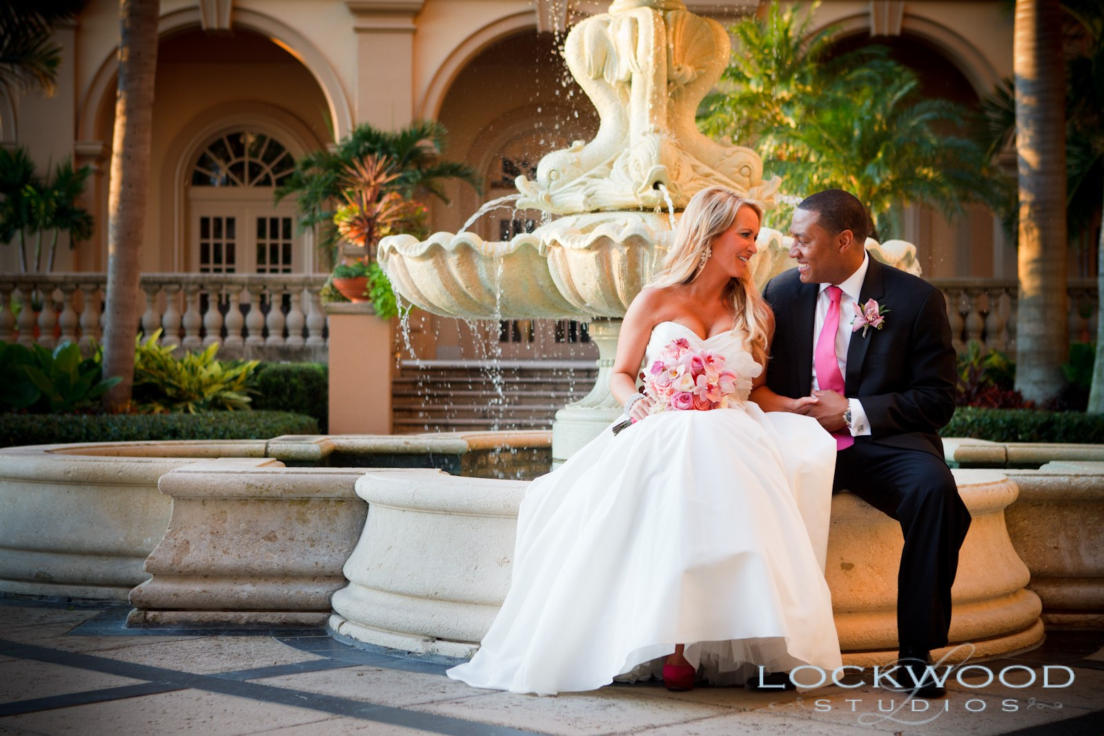 Kristy And Clynt Get Married! Wedding At The Ritz Carlton
