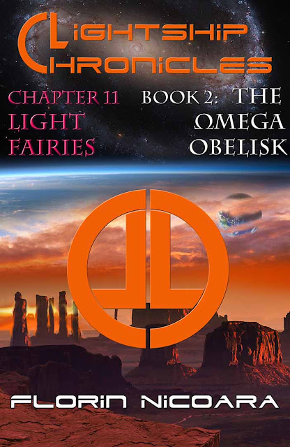 Chapter 11 : Light Fairies