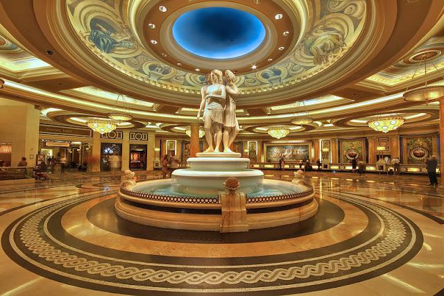 Hotel e Cassino Caesar's Palace em Las Vegas