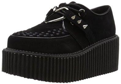 06a87f546 Moda   Complementos  Pleaser Creeper 206 - Zapatillas - Zapatos con ...
