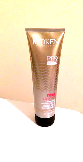 redken frizz  rebel tame FPF40  low poo