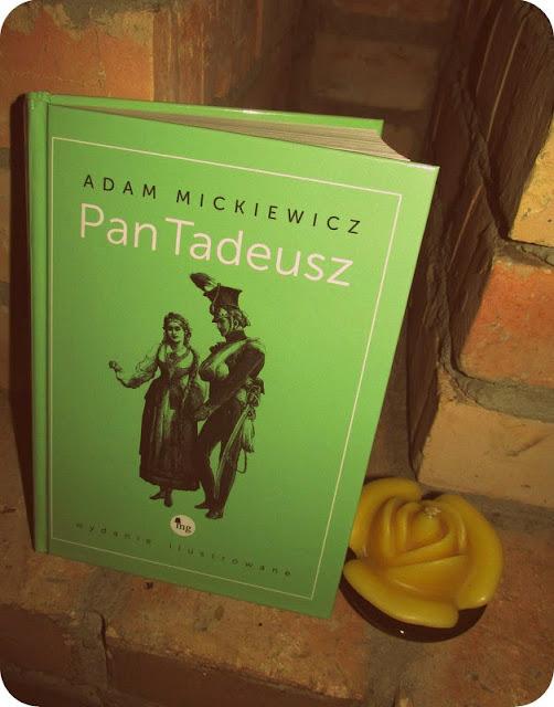 """""""Pan Tadeusz"""" - wydanie ilustrowane"""