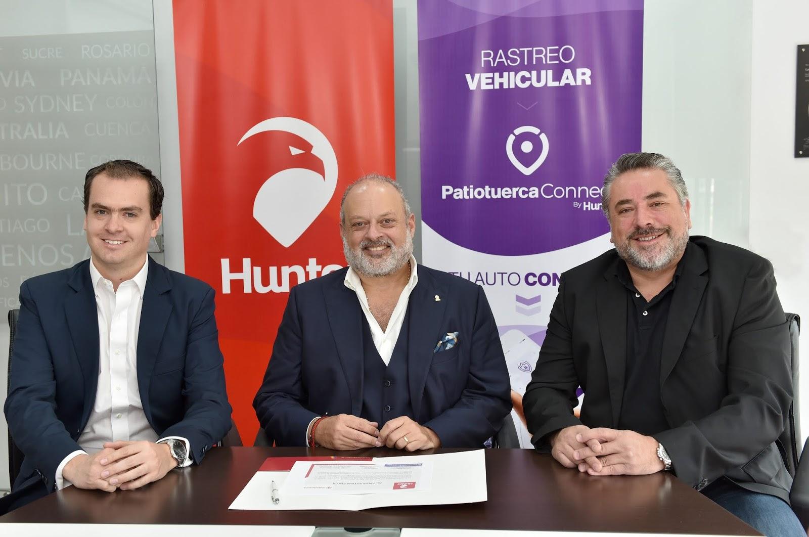 Nueva app 'Patiotuerca Connect by Hunter' llega para revolucionar la seguridad y rastreo vehicular en el Ecuador