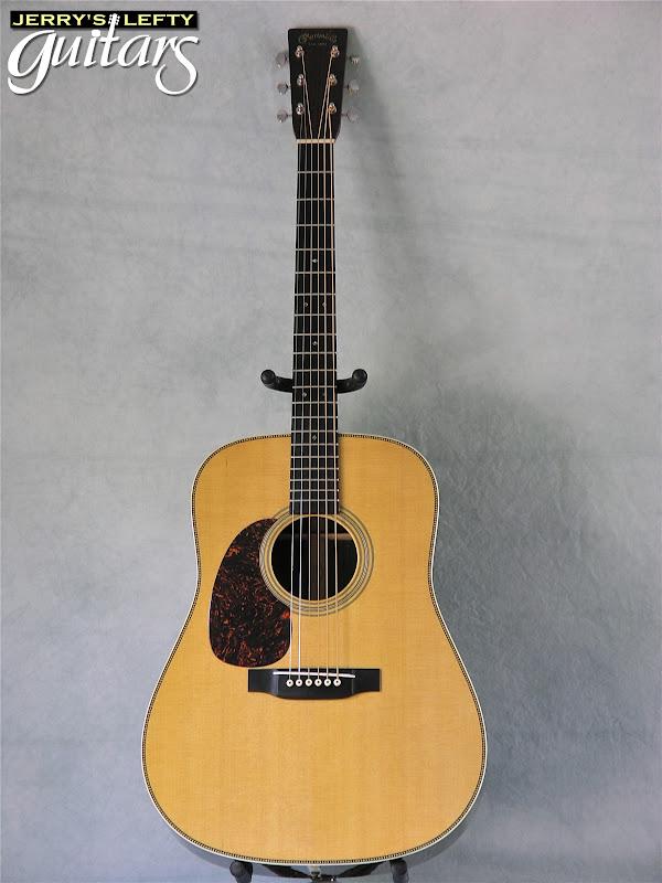 jerry 39 s lefty guitars newest guitar arrivals updated weekly martin hd 28v left handed guitar. Black Bedroom Furniture Sets. Home Design Ideas