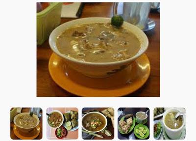 resep coto makassar enak dan lezat