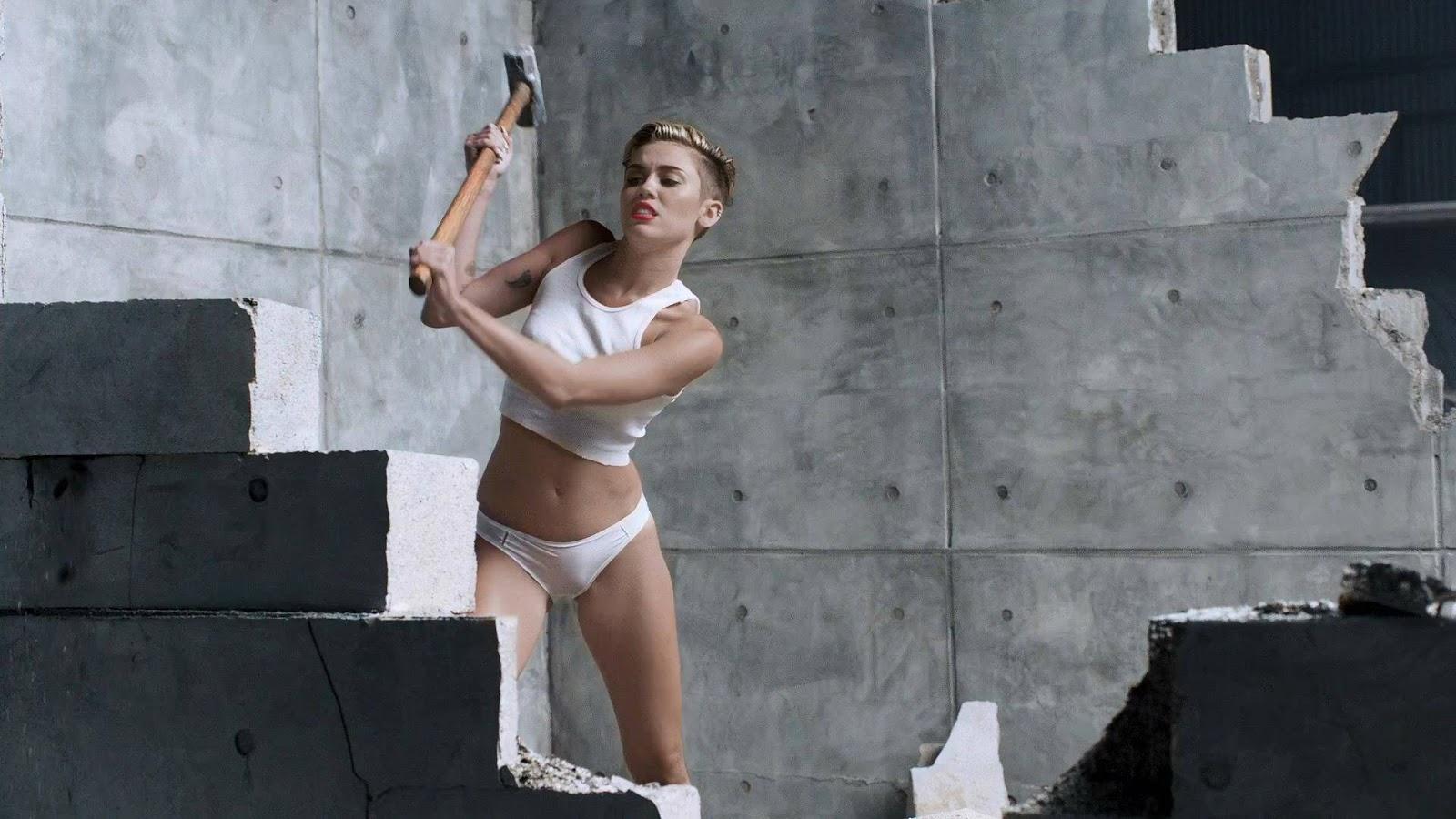 Miley cyrus porn music remix 7