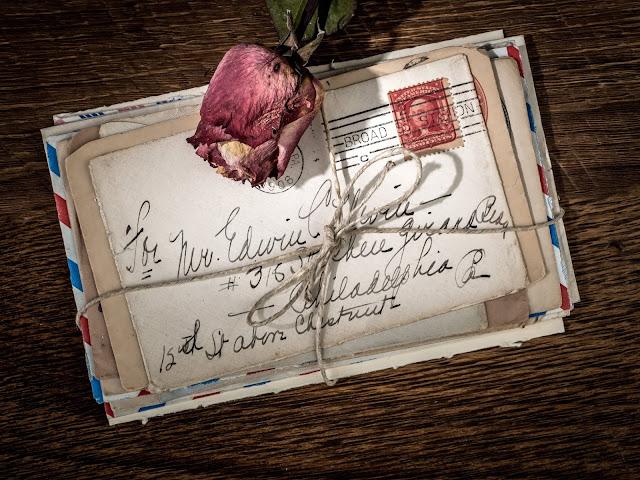 cartas de amor rosa seca poesía poema amante