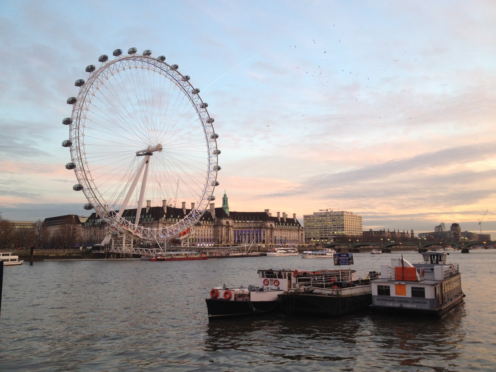 Five Things About London