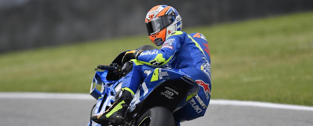 MotoGP第6戦イタリアGP アレックス・リンス